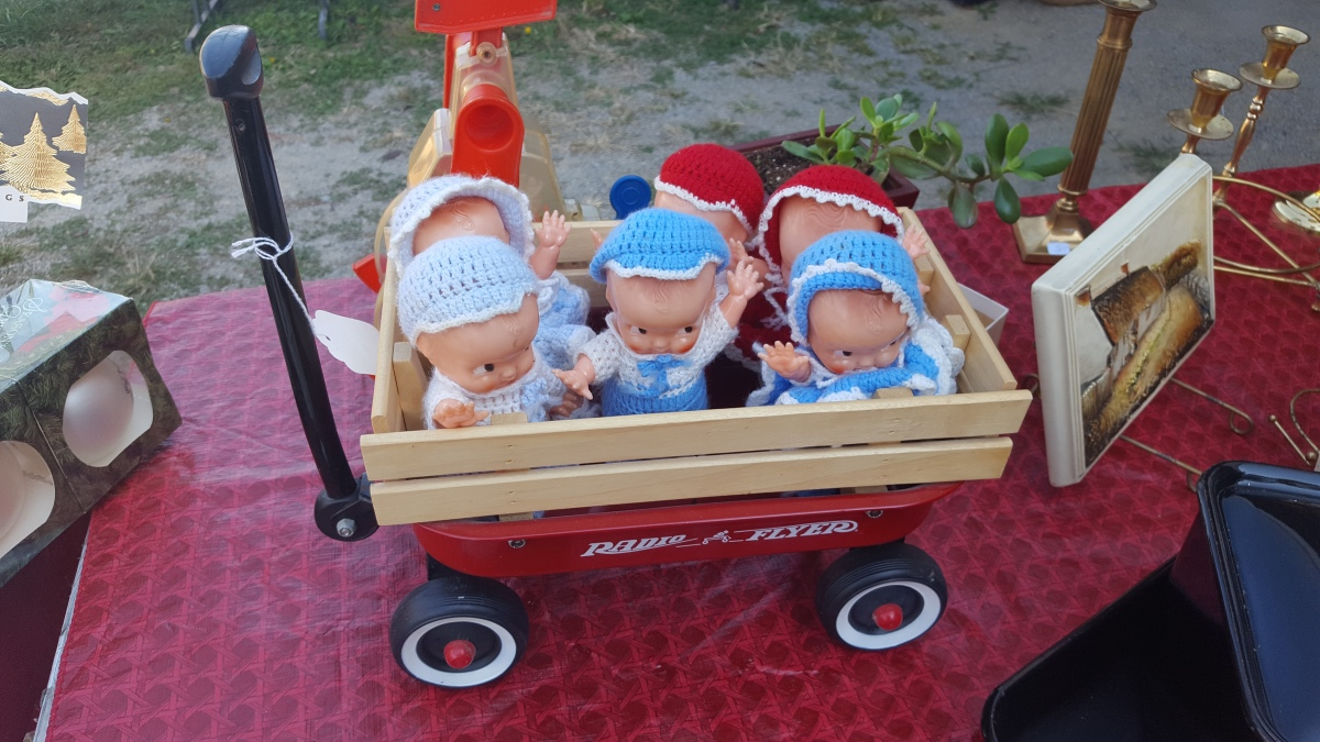 kewpies-in-a-wagon